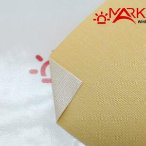 ajs zhemchug karamel1 300x300 - Рулонная штора с тканью Айс жемчуг карамель (Германия)