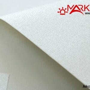 Рулонная штора с тканью Айс жемчуг мускат (Германия)