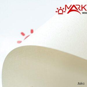 Рулонная штора с тканью Айс жемчуг шампань (Германия)