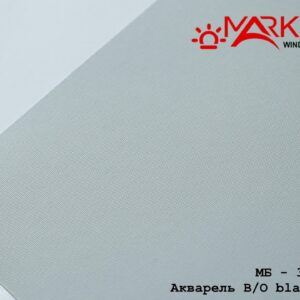 akvarel blackout dymchatyj1 300x300 - Рулонная штора с тканью Акварель blackout дымчатый