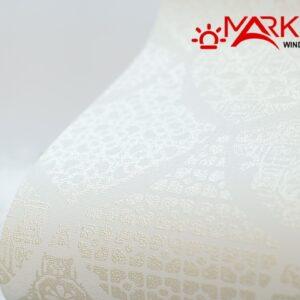 alladin serebro1 300x300 - Рулонная штора с тканью Алладин серебро