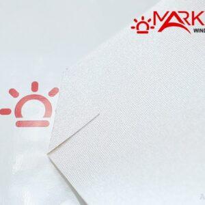 Рулонная штора с тканью Аурис 250 белый (Германия)
