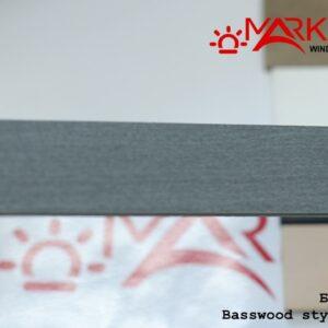 basswood style 25 marengo1 300x300 - Деревянные жалюзи Basswood style Маренго 25 мм