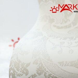 damask belyj12 300x300 - Рулонная штора с тканью Дамаск белый (Германия)