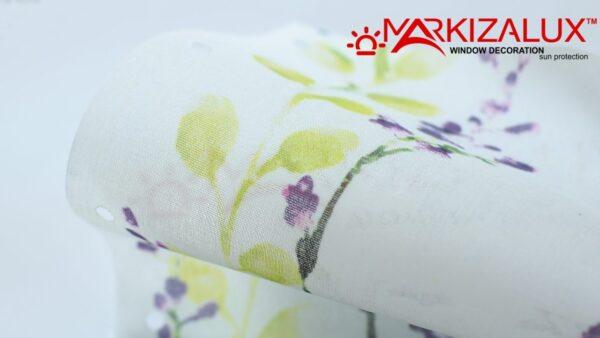 flora vasilkovyj1 600x338 - Рулонная штора с тканью Флора васильковый (Польша)