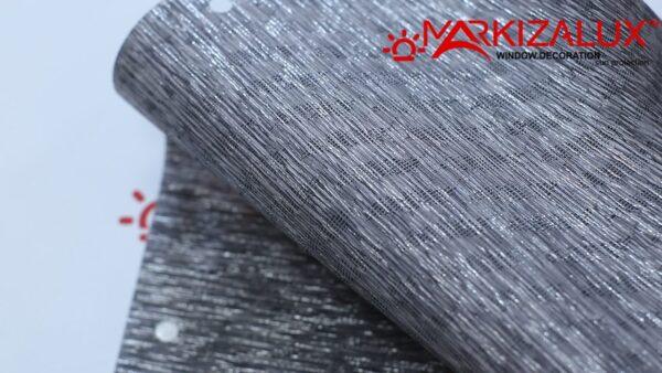 kardinal antracit1 600x338 - Рулонная штора с тканью Кардинал антрацит (Польша)
