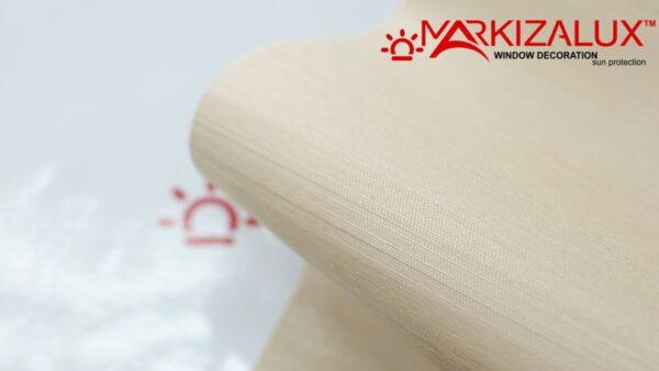 marmaris bezhevyj1 600x338 - Рулонная штора с тканью Мармарис бежевый (Германия)