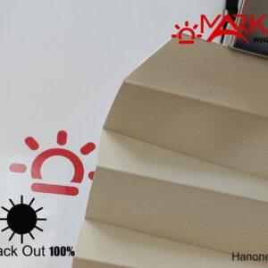 napoleon blackout1 300x300 - Ткань плиссе Наполеон Blackout (Германия)