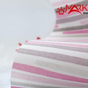 rumba malinovyj1 300x300 - Рулонная штора с тканью Румба малиновый (Германия)