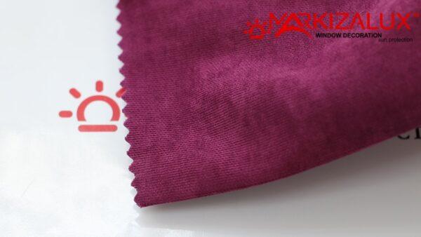 veljur 44 1 600x338 - Римская штора с тканью Велюр 44