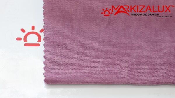 veljur 45 1 600x338 - Римская штора с тканью Велюр 45