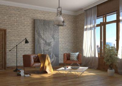 shtory v stile loft2 400x284 - Шторы по стилям